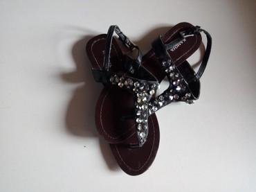 Sandale broj 39 kao nove iz uvoza  - Jagodina