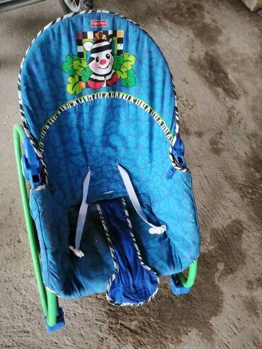 Детский мир - Кызыл-Туу: Продаю качалка люлька