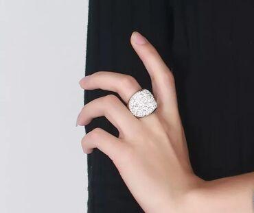 Ну просто шикарное кольцо! Новое