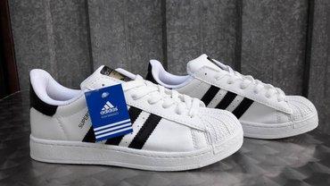 Adidas superstar belo-crne! Br. 36-41-novo-prelepe! Adidas potpuno - Nis