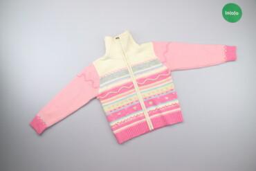 Другие детские вещи - Белый - Киев: Дитяча тепла кофтинка з принтом     Довжина: 41 см Ширина плечей: 30 с