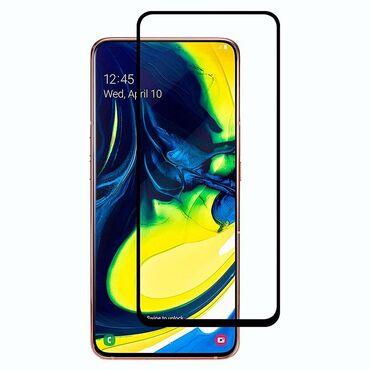 s3-ekran - Azərbaycan: Samsung A80 Ekran qoruyucu 5D