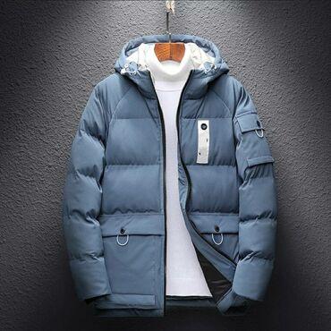 Мужская одежда - Кок-Ой: Мужская зимняя куртка🏷 - 4900 сомМатериал состав хлопка + нейлона