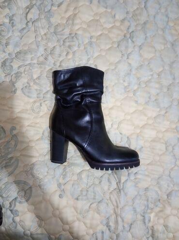 Немецкая обувь Marco tozzi. Идеальное состояние. Зима, натуральная