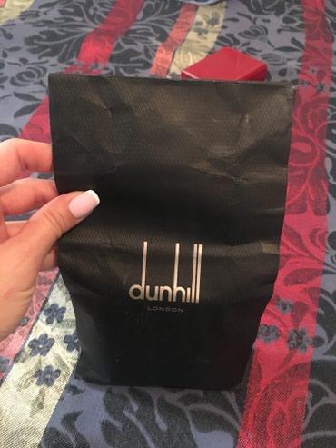 Bakı şəhərində Dunhill zaponki.