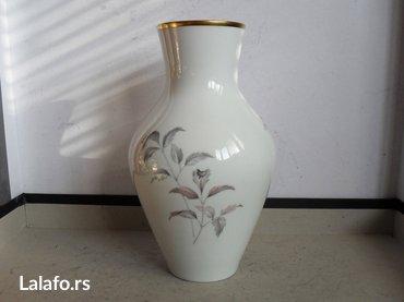 Exluziv - furstemberg - vaznavrhunski porcelan čuvene nemačke - Beograd