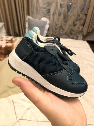 Детские кроссовки 22 размер на мальчика брали в магазиненосили 1 раз