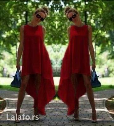 Nova crvena haljina.. Ista kao na slici. Vel. Xl - Kostolac