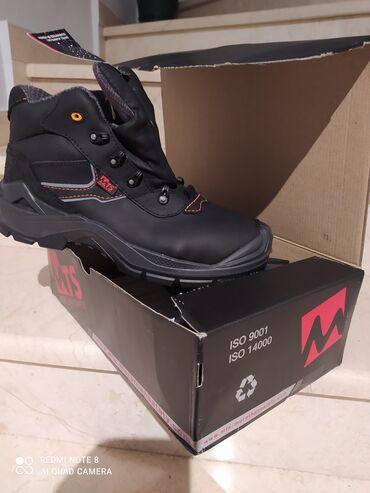 Άλλα - Ελλαδα: Καινούργια παπούτσια εργασίας S3. Νούμερο 42
