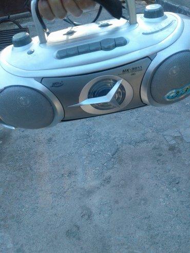 Продаю магнитофон тв радио срочно ВС в Бишкек