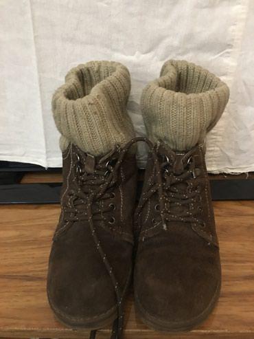 Другая женская обувь в Кыргызстан: Ботнки Германия в отличном состоянии размер 38 зимние натуралка