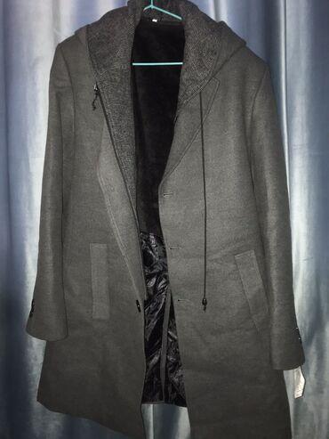 Продаю пальто Кашемир мужское абсолютно новое продаём потому что стало