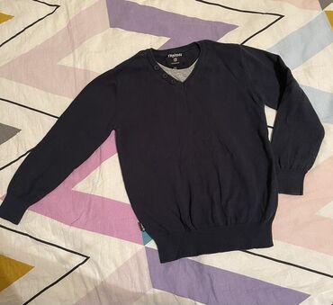 Лёгкий свитерок на 4-5 лет