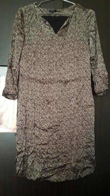 Qadın Geyimləri Xırdalanda: Dress Sərbəst biçimli 0101 Brand L