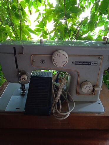 электро швейная машинка в Кыргызстан: Продаются швейная машинка Подольск 132
