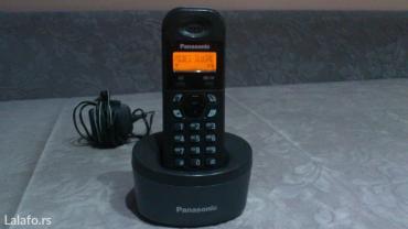 Na prodaju panasonic bezicni telefon. .  - Beograd