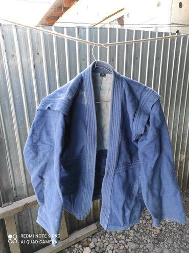 Продаю кимоно для дзюдо. б/у х/б . 700 сом.  дарек л. толстой кочосу