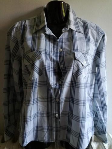 Košulje i bluze - Srbija: S.Oliver slatka kosulja pamucna,kao nova,vel:42