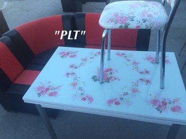 Bakı şəhərində Metbex desti wuweli stol,stul,divan