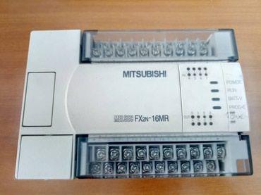 Контроллеры ПЛК Mitsubishi серия FX в Бишкек