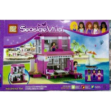 bmw-6-серия-650i-steptronic - Azərbaycan: Lego 464 parca 6 yaşdan yuxarı uşaqlar üçün təhsil oyuncaqları