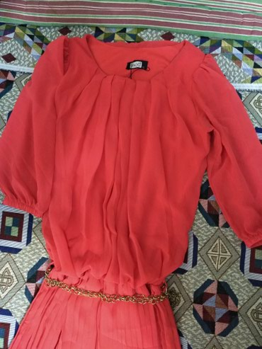 платье ангора софт батал в Кыргызстан: Продаю платье, размер 46, состояние идеальное брала за 5500, отдам за