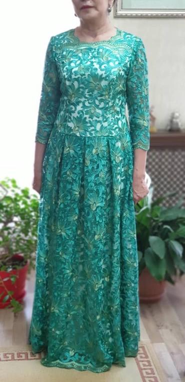 бу вечернее платье размер 46 в Кыргызстан: Платье Вечернее Fashion Girl M