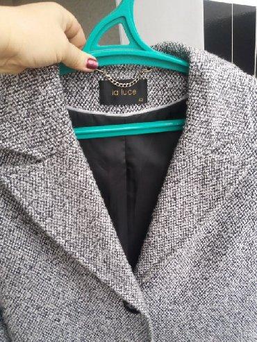 Продаю турецкое пальто легкое размер 50, с люриксом турецкого бренда