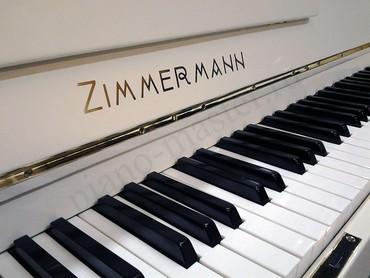 Zimmermann alman istehsalı akustik piano. Müxtəlif marka və modellərdə