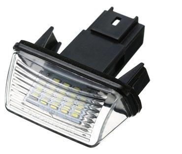 LED Svetlo za tablice - Citroen/Peugeot - Zrenjanin