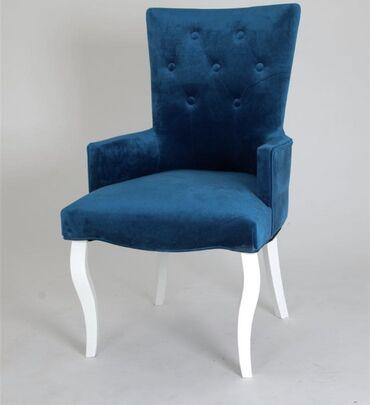 129 объявлений: Стулья, королевские цвет синий. Новые. Материал плотный