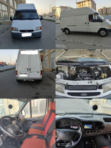 ford transit 5 1 satilir in Azərbaycan   FORD: Ford Transit 1999