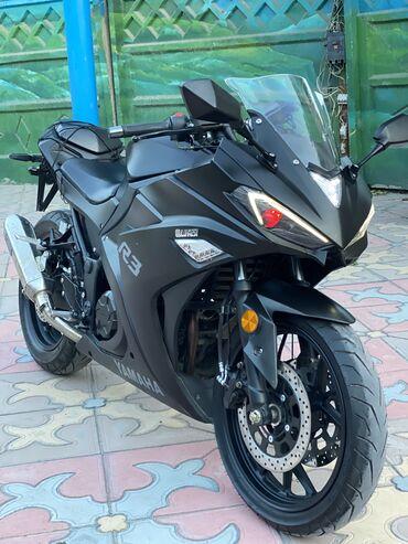 """мопед yamaha в Кыргызстан: Продаю или меняю мотоцикл Yamaha R3 """"реплика"""" все сделано в точности к"""