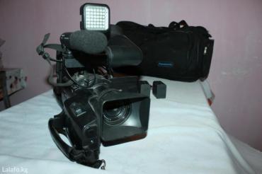 Видеокамеры - Джалал-Абад: Панасоник MD10000 срочно продаю +5 батарейки. +зашитный фильтр.абалы
