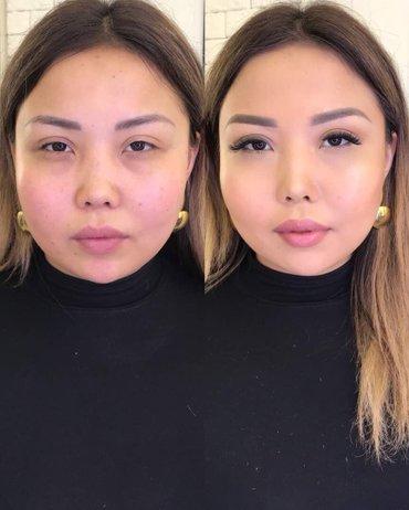 К вашим услугам любой вид макияжа в Бишкек