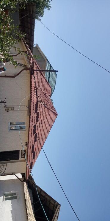 Кровля крыши - Кыргызстан: Краша жасайм сайдинг кылам крыша крыша