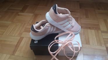 Adidas patike za devojcice, malo nosene, u odlicnom stanju, br 26, - Sabac