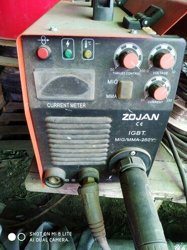 ручной фасовочный аппарат в Кыргызстан: Полу автоматический сварочный аппарат двух контурный с проволкой и