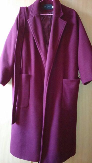 Пальто 48-50, новое очень мягкое и в Бишкек