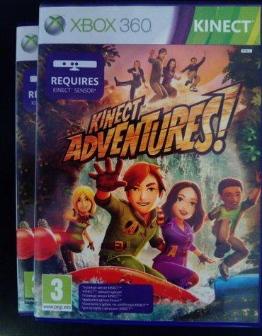 Xbox 360 Диск кинект игры  в Ош