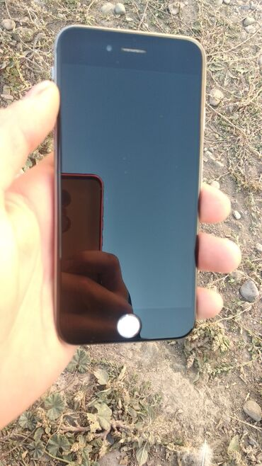iphone бу цена в Кыргызстан: Б/У iPhone 6 16 ГБ Серый (Space Gray)