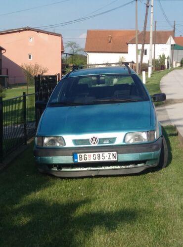 Alu felne - Srbija: Volkswagen Passat 1.9 l. 1992   335000 km