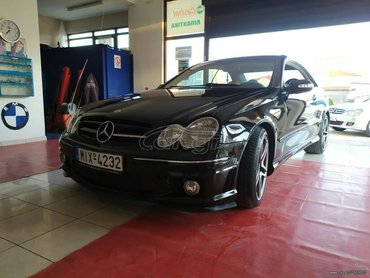 Mercedes-Benz CLK 200 2005