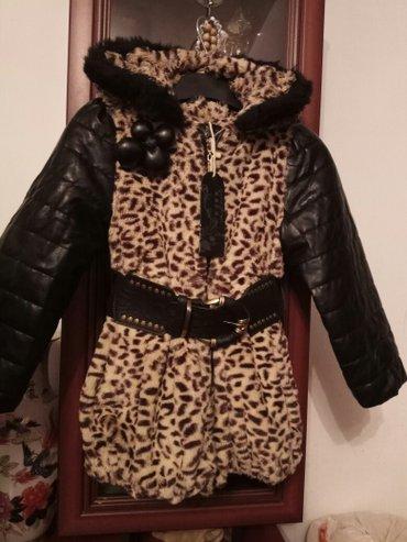 Зимняя шубка-пальто новое стильное в Бишкек