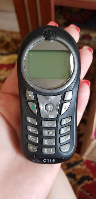 motorola в Кыргызстан: Продаю!!! Motorola раритет! В идеальном состоянии. все работает!