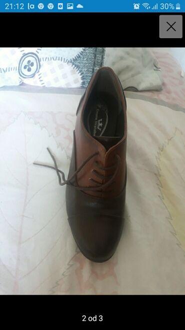 Nov - Srbija: Kozne cipele