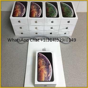 Apple Iphone XS Max 128GB 256GB 512GB A2097 Global Model in Kamalamai