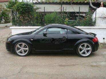 Audi TT 1.8 l. 2001 | 105500 km