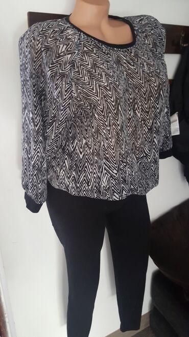 Košulje i bluze - Arandjelovac: Bluza Only, par puts nosena, providna, rukavi 3/4, prelepa. Kao nova