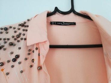 Košulje i bluze | Pozega: Kosuljica lagana, 36 vel, kajsija boja